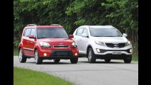 Cresce participação de veículos importados em 2011