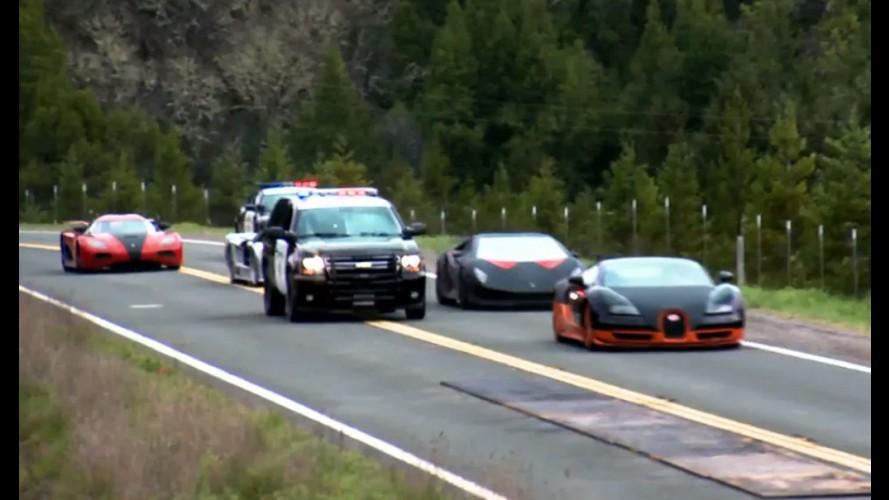 """Vídeo: confira imagens de bastidores do filme """"Need for Speed"""""""