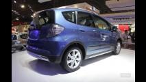 Salão do Automóvel: Honda Fit Twist, exclusivo para o Brasil, é mais uma opção com visual aventureiro