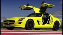 Mercedes-Benz confirma parceira para produção de modelos elétricos
