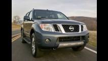 Nissan anuncia Recall para Pathfinder e Frontier