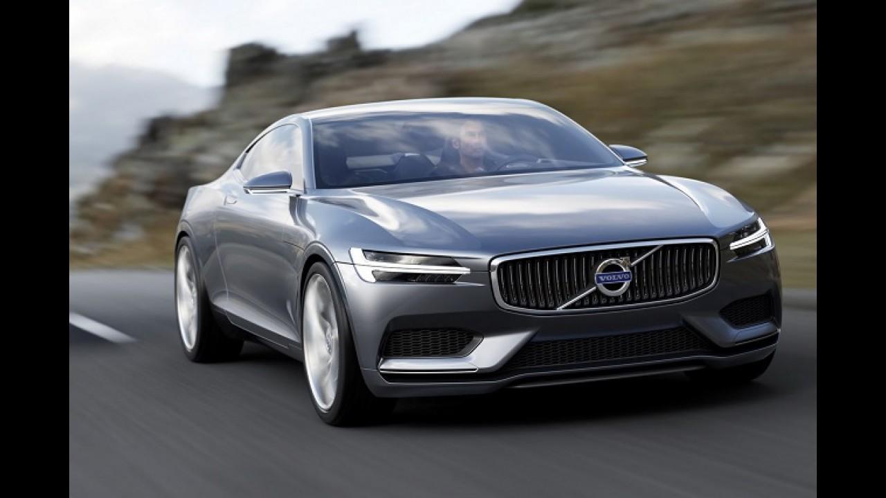 Volvo planeja introduzir motores de três cilindros a partir de 2015