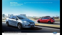 Ford vai priorizar versão sedã do novo Focus no Brasil