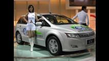 Green Cars: China quer dominar o mercado de veículos elétricos