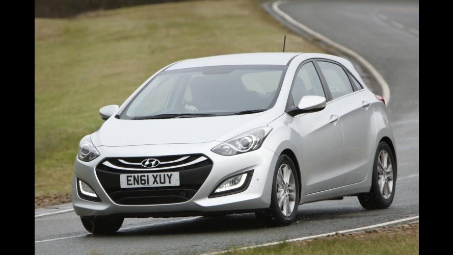 Hyundai i30 ultrapassa marca de 1 milhão de unidades vendidas em todo o mundo