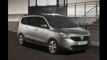 Dacia Lodgy começa a ser vendido em Portugal