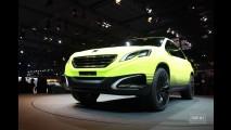 Salão de Paris: Peugeot 2008 Concept antecipa novo utilitário esportivo brasileiro