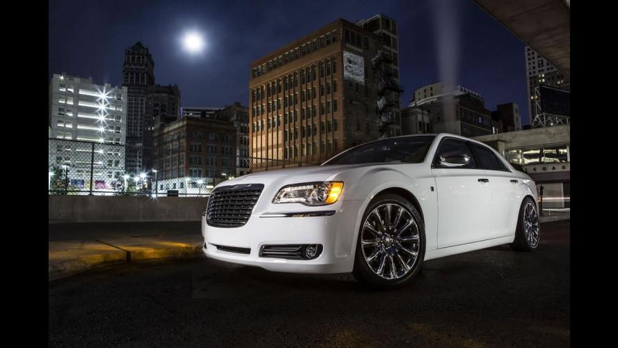 Chrysler 300 Motown Edition entra no clima de Detroit - Veja fotos e vídeo
