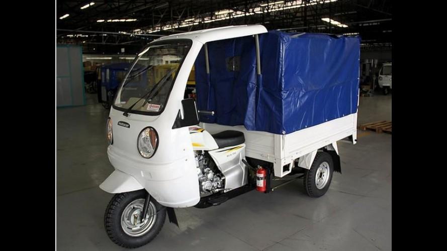 Tuk-Tuk brasileiro: fabricante de Manaus vai abrir 20 concessionárias pelo país