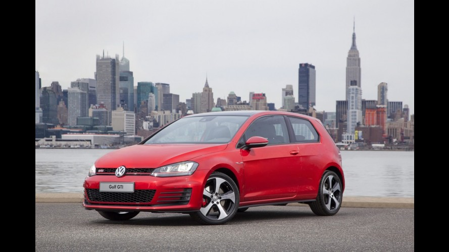 Volkswagen Golf é eleito Carro Mundial do Ano 2013