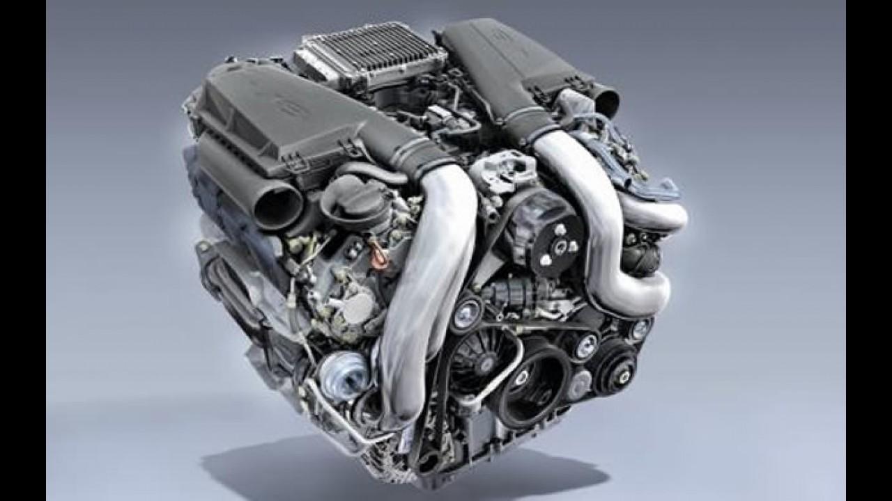 Mais potência e economia: Mercedes-Benz apresenta novos motores V6 e V8