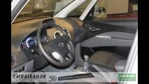 Salão do Automóvel: JAC J6 será vendida no Brasil por R$ 55.900