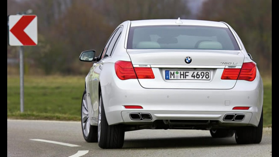 BMW cresce 12% nas vendas mundiais em maio e lidera entre marcas premium