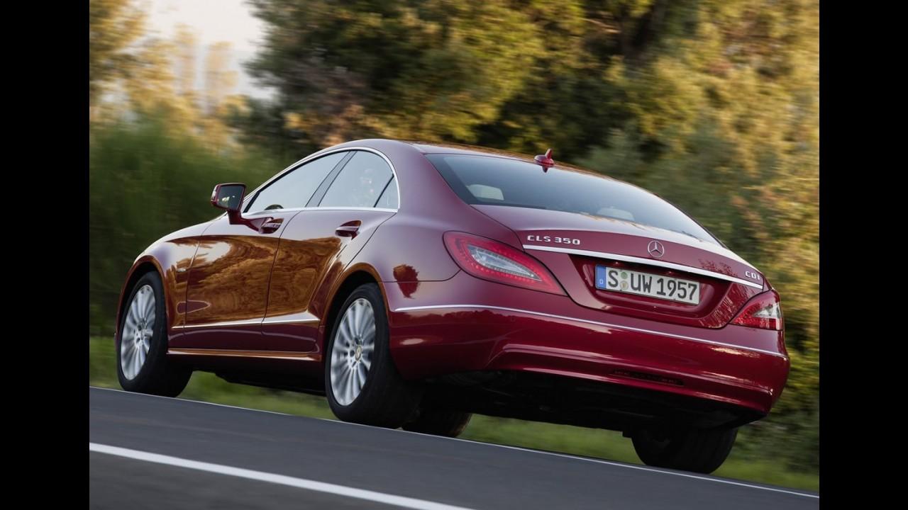Mercedes CLS conquista prêmio como melhor carro de luxo de 2010 na Europa