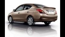 Nissan Versa será lançado na Austrália como Almera