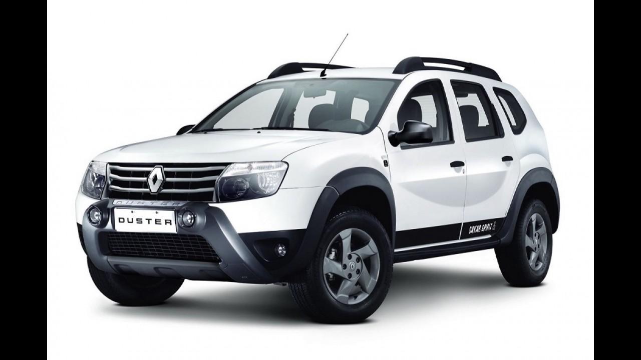 Renault Duster ganha edição limitada Dakar na Argentina por R$ 75 mil