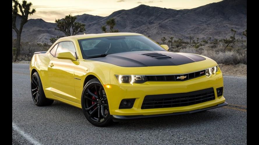 Próxima geração do Camaro não será tão global quanto o rival Mustang