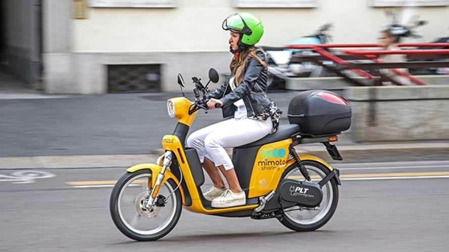 MiMoto, a Milano il primo servizio di scooter sharing ecososteniblie