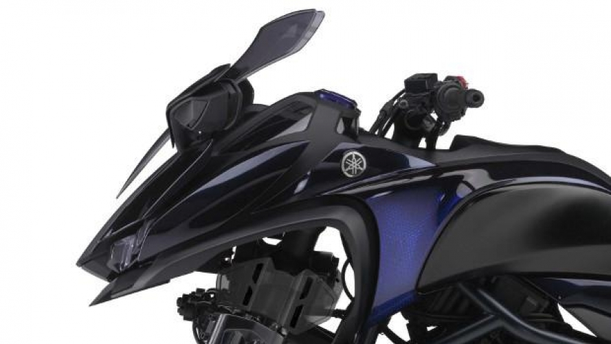 Yamaha MWT-9: la vedremo al Salone di Tokyo?