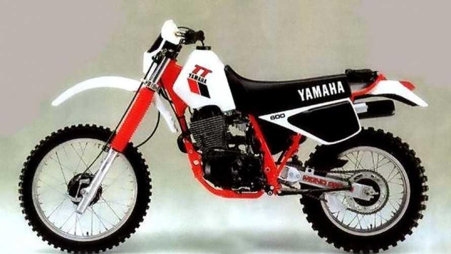 Yamaha TT 600: la
