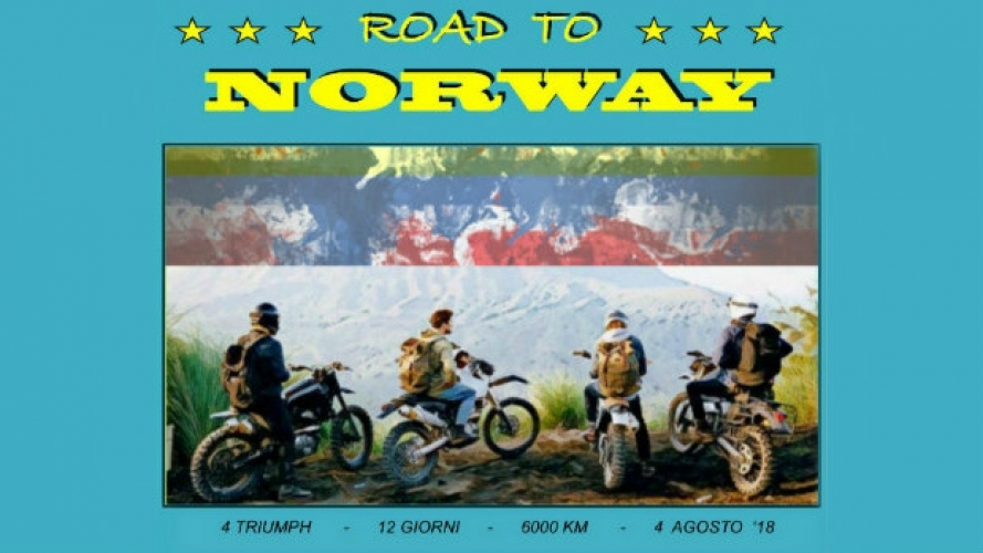 """Road to Norway"", un viaggio per la vita"