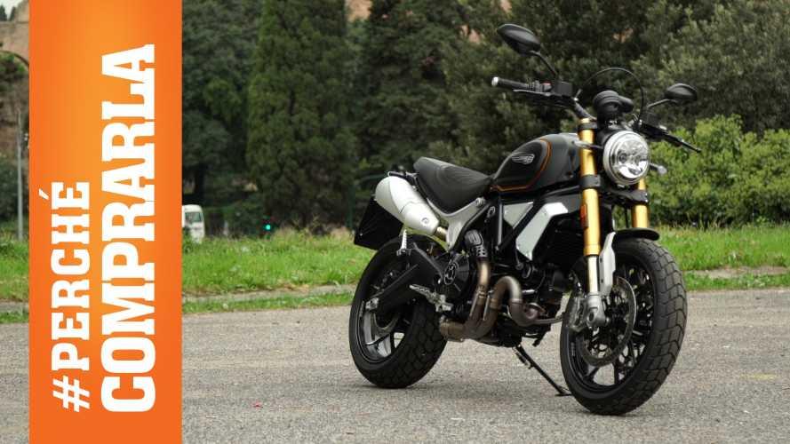Ducati Scrambler 1100 Sport | Perché comprarla... E perché no