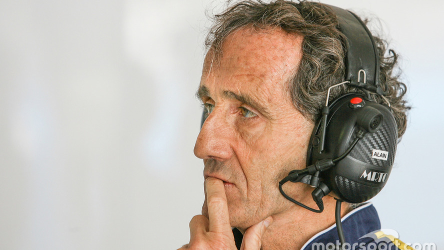 Prost says Renault F1 role would have made no sense