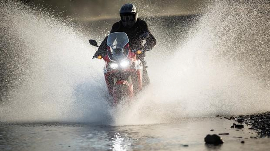 Adventure Week Honda: una settimana di test-ride con l'Africa Twin