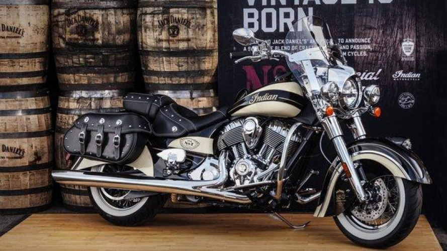 Indian Chief Vintage Jack Daniel's Special Edition