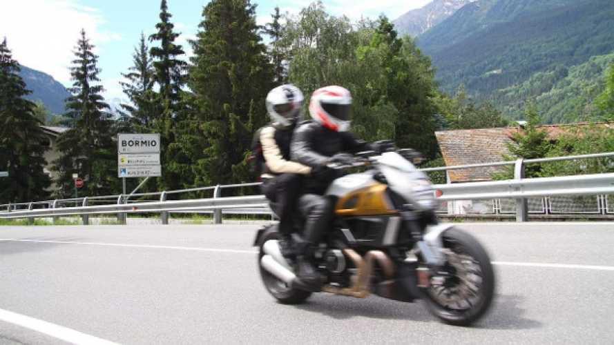 Pedaggi e blocchi alle moto sulle Alpi? Potrebbe essere la cosa giusta