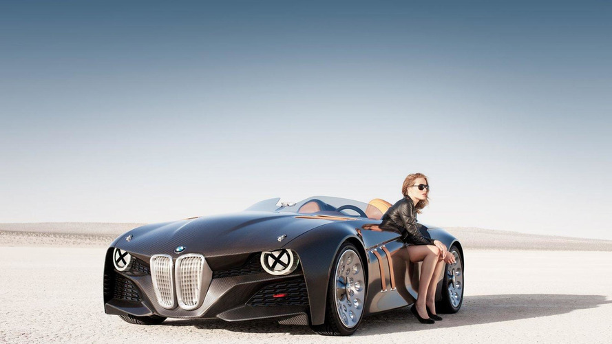BMW 328 Hommage concept revealed