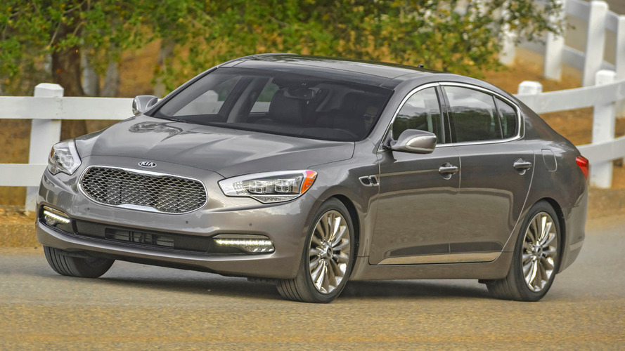 2018 Kia K900 Getting More Standard Kit, Price Hike Of Up To $5,000