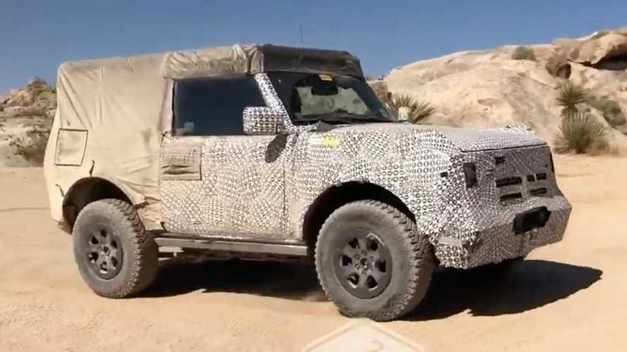 Szokatlan helyről derült ki, hogy a Ford valóban tervez egy Bronco Raptor