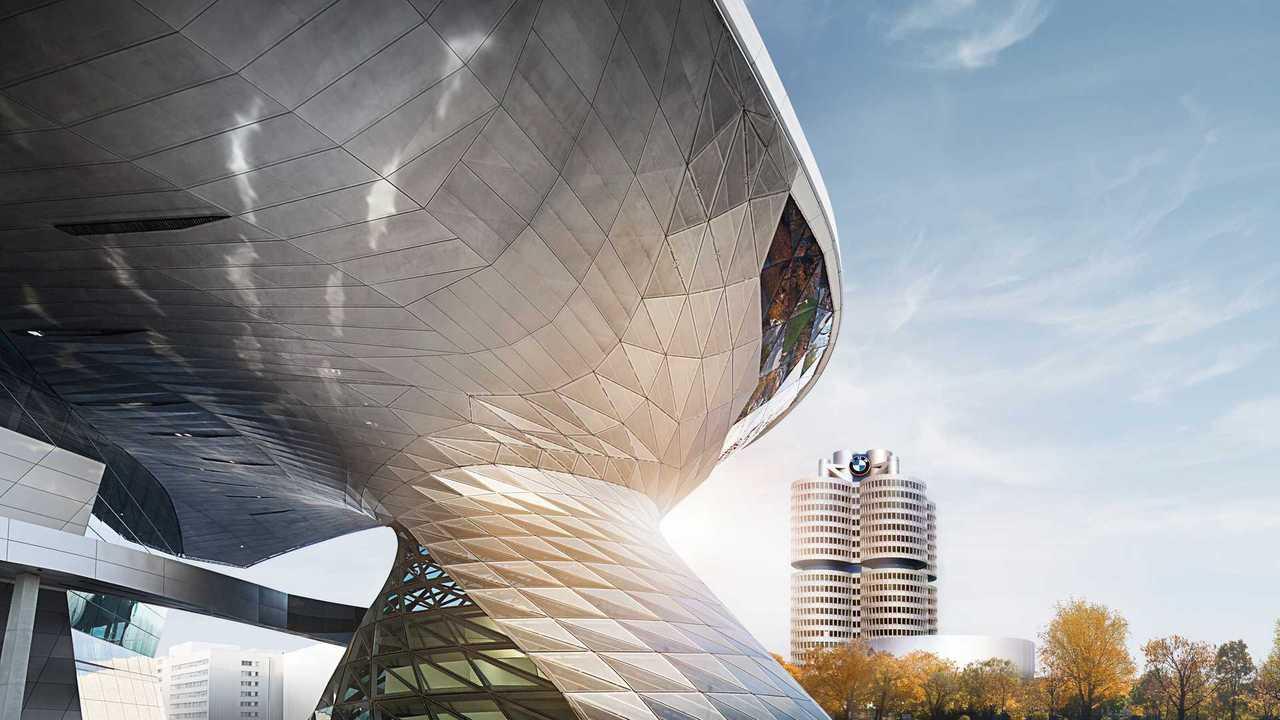 BMW Welt и штаб-квартира BMW Group