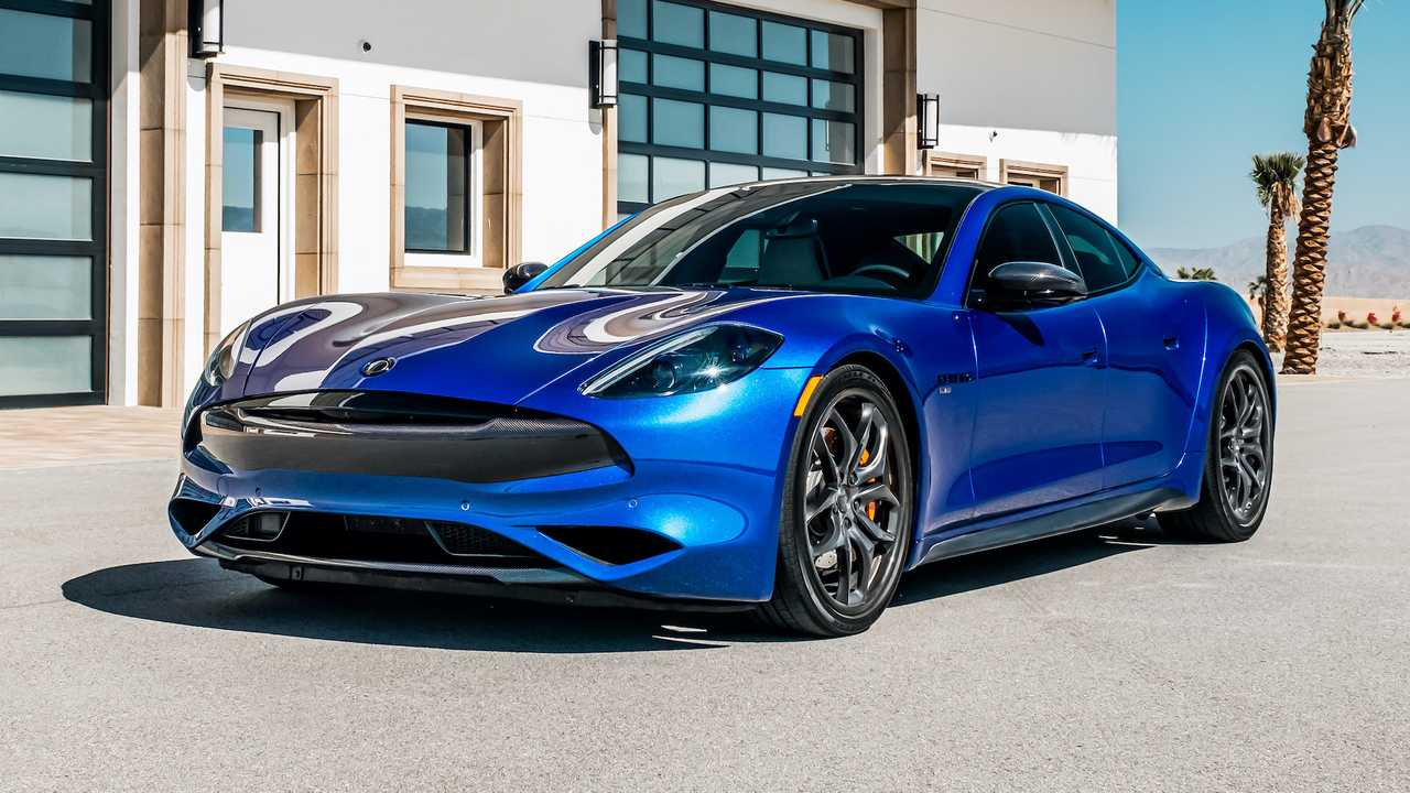 2020 Karma Revero GT Sport And Performance Packages