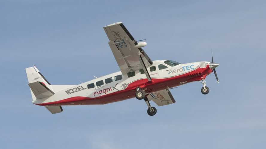 World's Largest Commercial Electric Aircraft Completes Maiden Flight