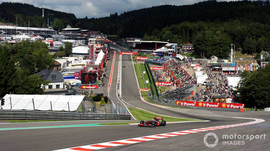 Hamilton Eau Rouge bet showed his class - Kovalainen