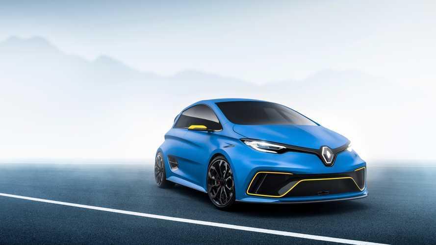 25 anni di Renault nell'elettrico