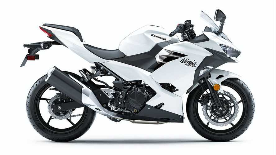 Kawasaki Temporarily Suspended Motorcycle Sales Over Phthalates Scare