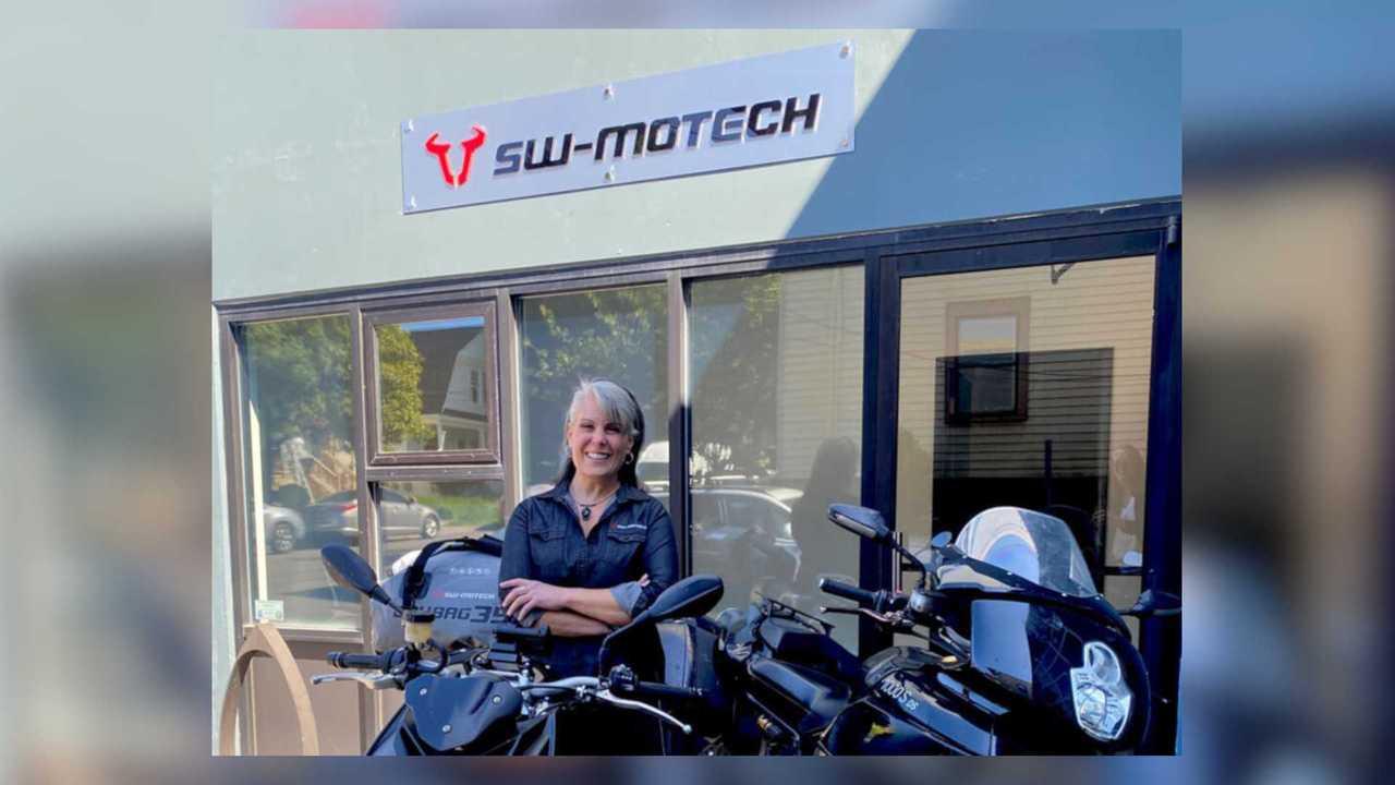 SW-Motech USA Opening