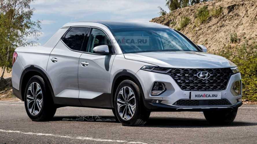Hyundai ainda não aprovou picape média rival da Toyota Hilux