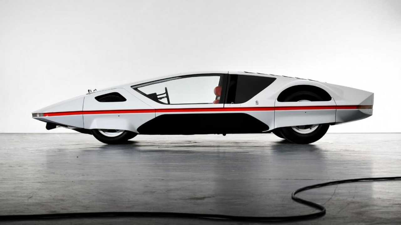 Pininfarina's Ferrari Modulo concept is heading back to Italy