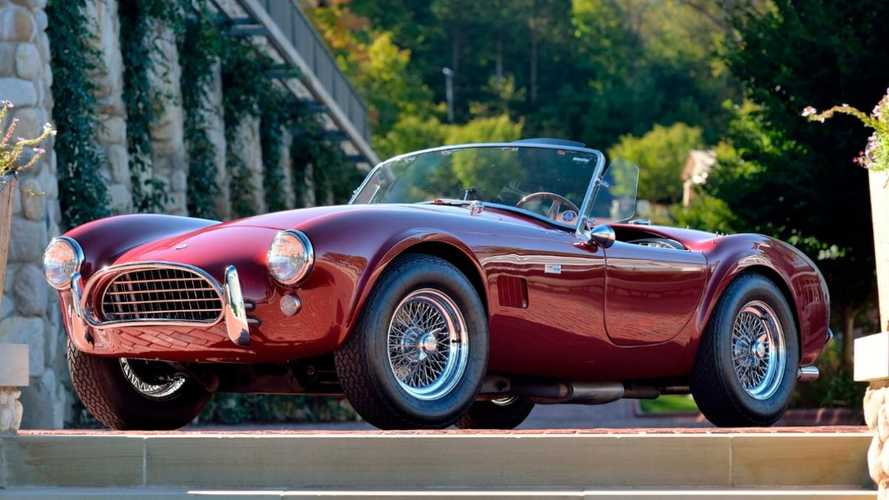 Buy the last 1965 Shelby Cobra 289 made available to the public