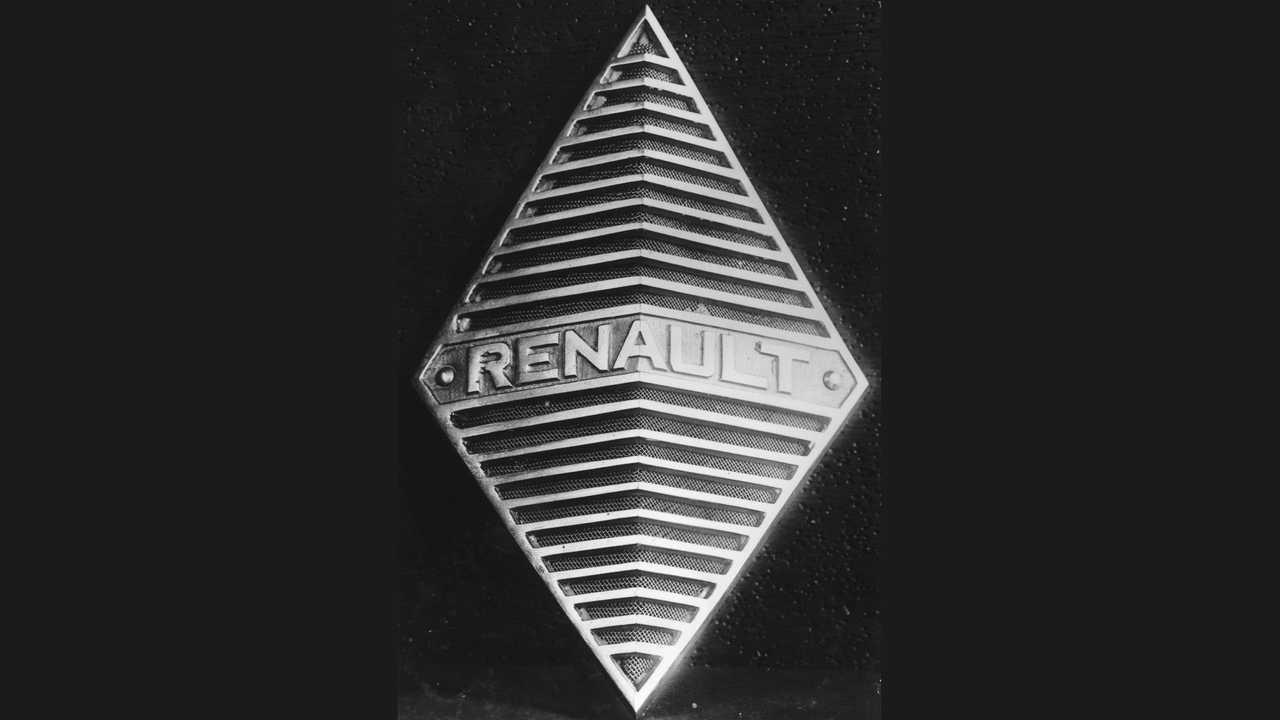 95 Jahre Renault-Rhombus