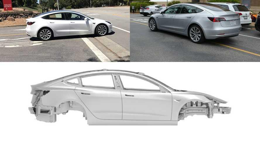 Немцы разобрали Tesla Model 3 и пришли в восхищение