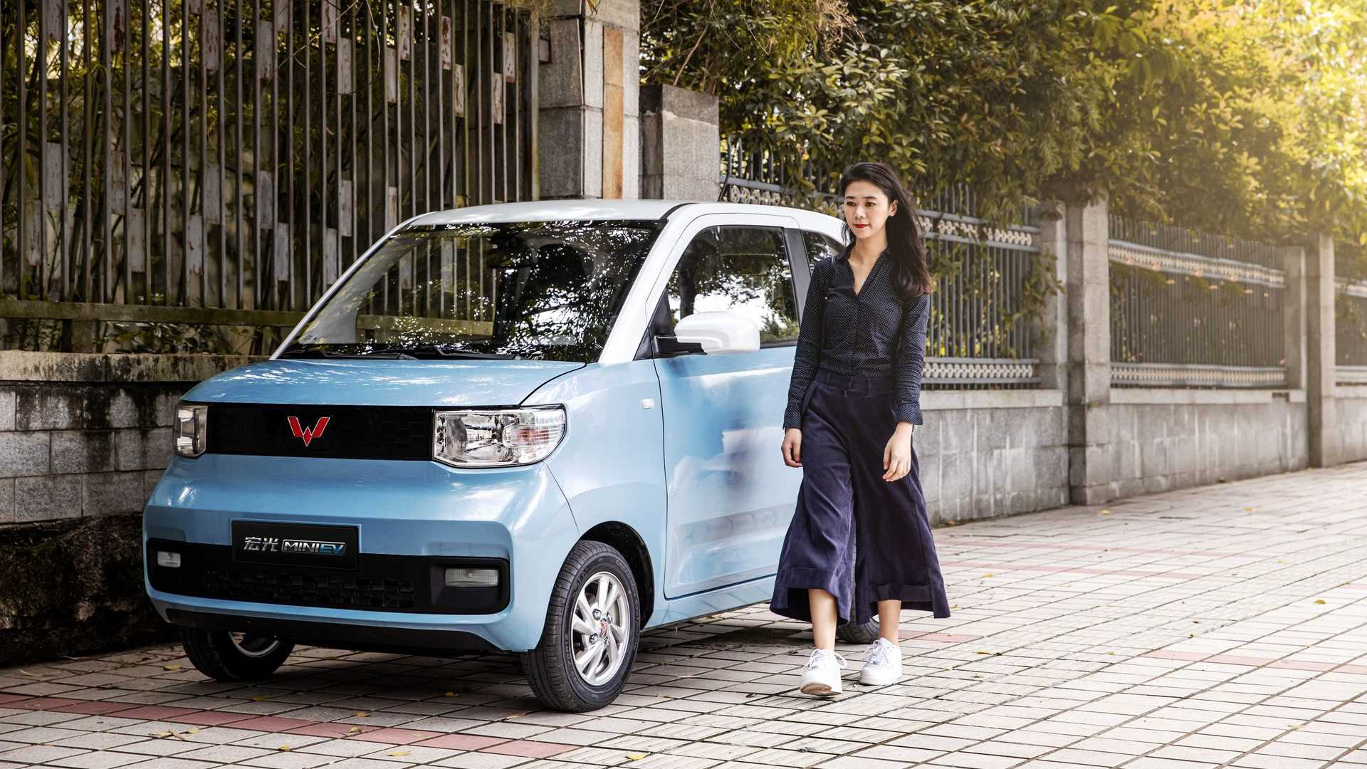 Wuling - Hong Guang MINI EV