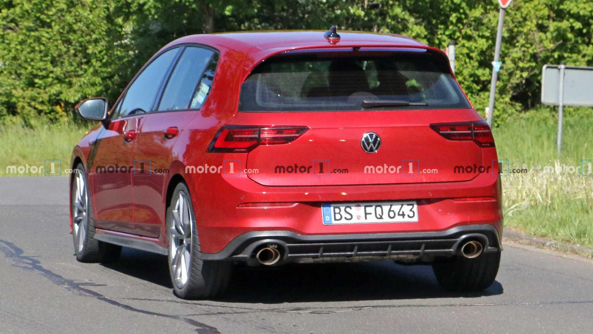 Volkswagen Golf 8 (2019) 22