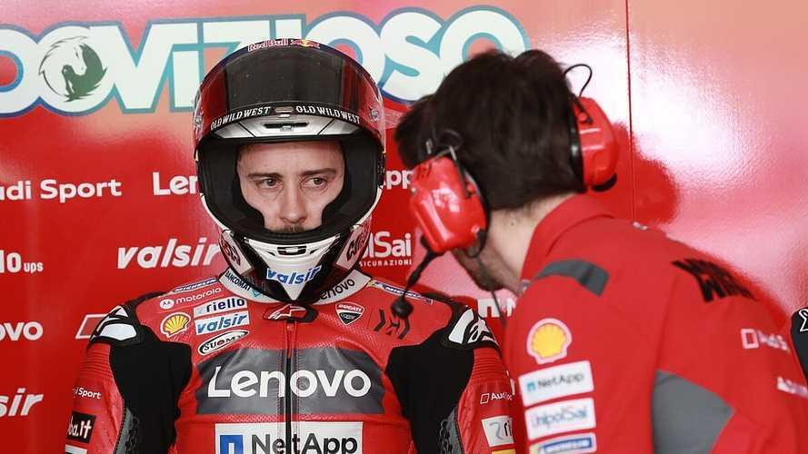 El jefe de Suzuki aconseja a Ducati no dejar ir a Dovizioso