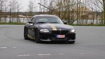 Manhart BMW Z4 M With S85 V10 Engine