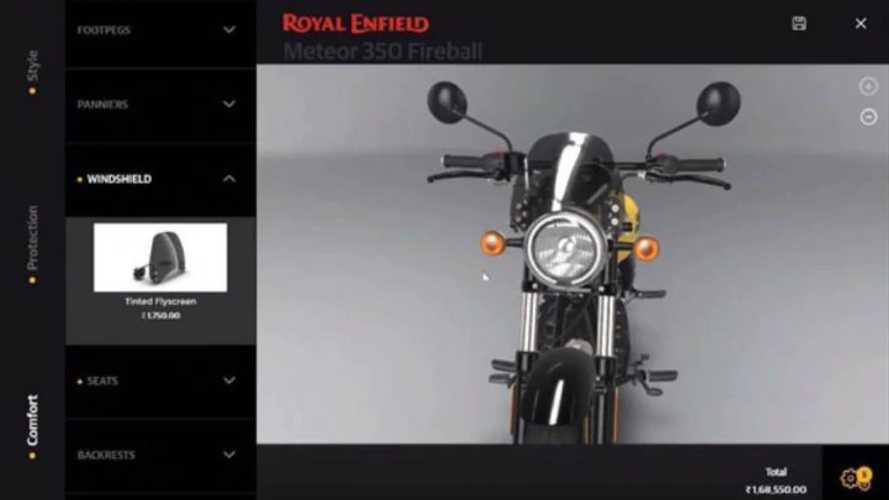 Royal Enfield Meteor 350, arrivano le foto ufficiali e il prezzo